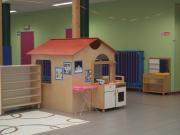 """salone attivita della scuola dell'infanzia e spazio cuccioli """"Dario e Federica Stefani"""""""