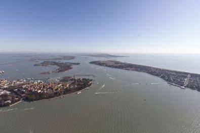 Veduta aerea del Bacino di San Marco - foto2