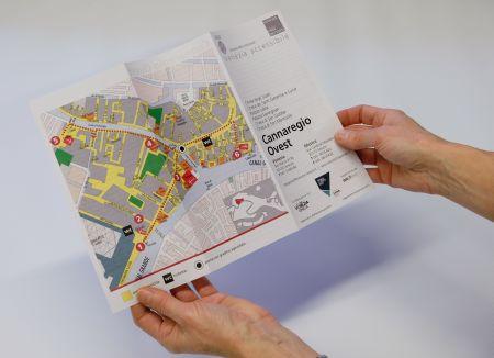 Gli itinerari della Venezia accessibile