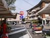 Nuova disposizione banchi del mercato a Marghera per arrivo tram