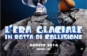 LOCANDINA L'ERA GLACIALE 5 - IN ROTTA DI COLLISIONE