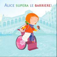 foto del libro Alice supera le barriere !