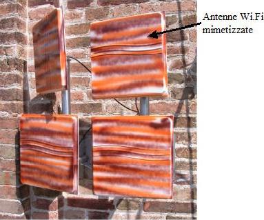 Antenne Wi.Fi.