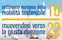 16-22 Settembre: Settimana Europea della Mobilità Sostenibile