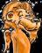 Disegno di un leone per accedere alla pagina della qualità urbana e i servizi al consumatore
