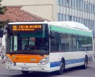 foto Bus linea urbana Mestre (ACTV)
