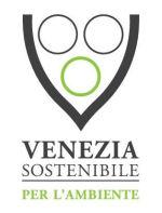 Logo Ambiente coppa nera con 2 cerchi neri e uno verde