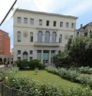 Palazzo Papadopoli - Facciata