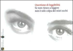 """copertina del volume """"Questione di Leggibilità"""""""