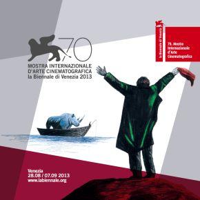 Immagine ufficiale della 70° Mostra internazionale d'arte cinematografica