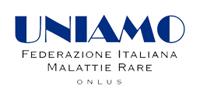 Logo di Uniamo onlus