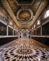 Scuola Grande di San Giovanni Evangelista, Salone Capitolare
