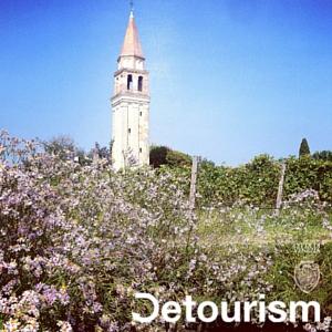 Logo Detourism Città di Venezia Turismo Sostenibile #barca #canale #estate