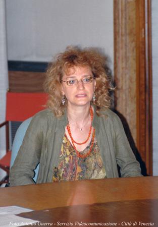 la Consigliera di fiducia Avv. Emanuela Marti