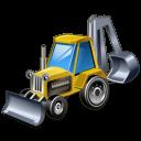 immagine buldozer