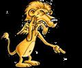 """Leo, simbolo della campagna """"Non farti giocare"""""""