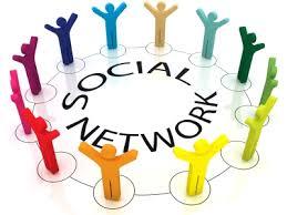 immagine social network