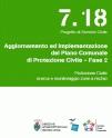 Aggiornamento ed implementazione del Piano comunale di protezione civile – Fase 2 (2 volontari)
