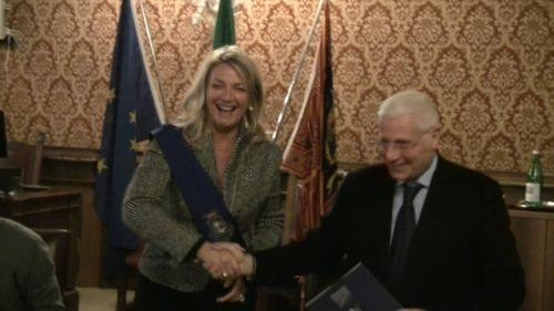 firma protocollo d'intesa con provincia