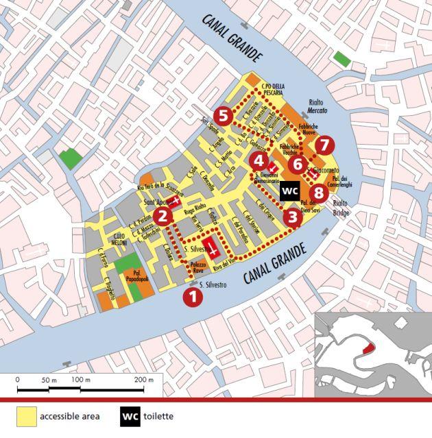 Citta Di Venezia Citta Per Tutti Accessible Venice Barrier