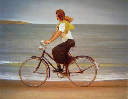 Donne In Bicicletta Comune Di Venezia