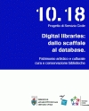 Digital libraries: dallo scaffale al database (9 volontari)