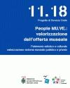 People MUVE: valorizzazione dell'offerta museale (6 volontari)