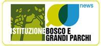 Logo della newsletter Istituzione Bosco e Grandi Parchi