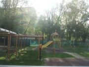 """il giardino della scuola dell'infanzia e spazio cuccioli """"Dario e Federica Stefani"""""""