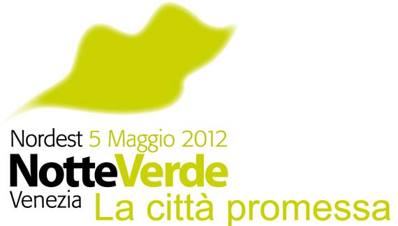 Logo Notte Verde Venezia 2012