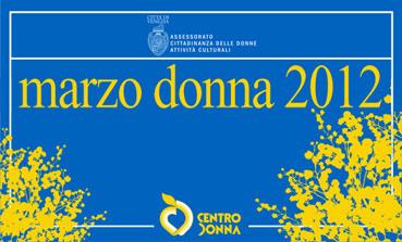 Logo marzo Donna 2012