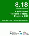 Il verde urbano ed il bosco di Mestre: Oasi per la Città (3 volontari)