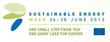 logo della settimana europea