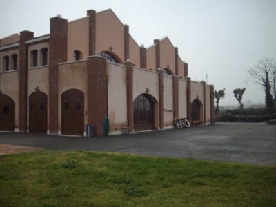 capannone Remiera Terre Perse
