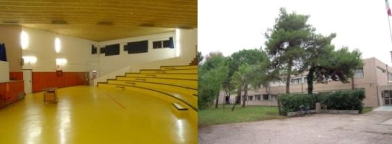 foto interno ed esterno scuola