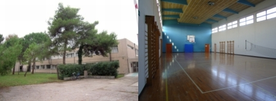 foto palestra scuola Giovanni XXIII