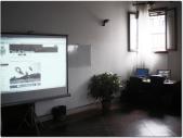 immagine aula P3 a Malamocco