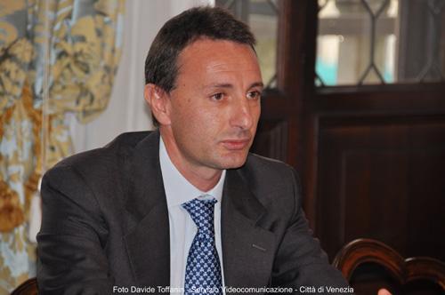"""Bertoldini aderisce a """"Veneziani X Venezia"""""""