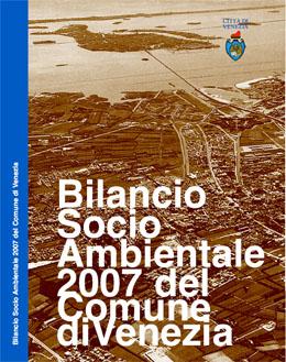 Logo Bilancio Socio Ambientale 2007