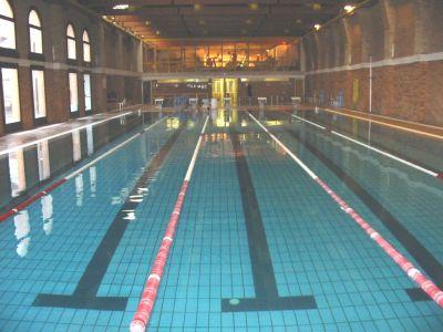 Piscina del centro sportivo Reyer (Sant'Alvise)