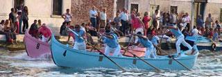 regata storica gara
