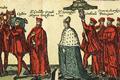Il doge circondato dai dignitari