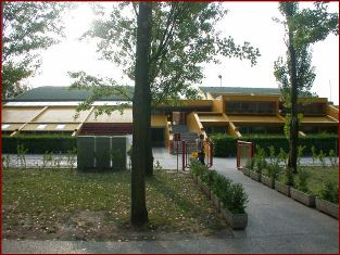 Palestra Parco Albanese