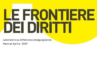 Le frontiere dei diritti, Laboratorio di formazione su differenze e disuguaglianze