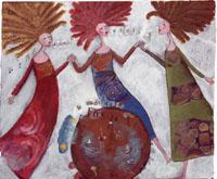 Illustrazione della locandina della manifestazione