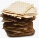 una pila di documenti