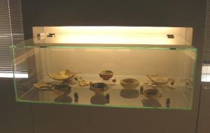 interno della mostra