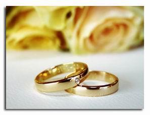 Due fedi - Romantico matrimonio a Venezia, cerimonia civile