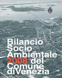Logo Bilancio Socio Ambientale 2008