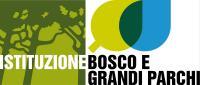 """Logo dell'istituzione """"Bosco e grandi parchi"""""""